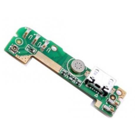 Repuesto Flex Conector Carga Micro USB Jiayu G5 G5S