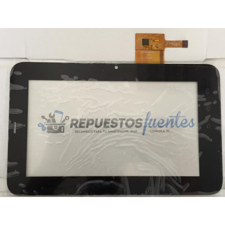 Pantalla Tactil Universal Tablet China 7 Pulgadas PB70DR7013G - Negra