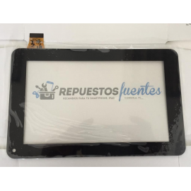 Pantalla Tactil Universal Tablet China 7 Pulgadas MF-553-070F - Negra