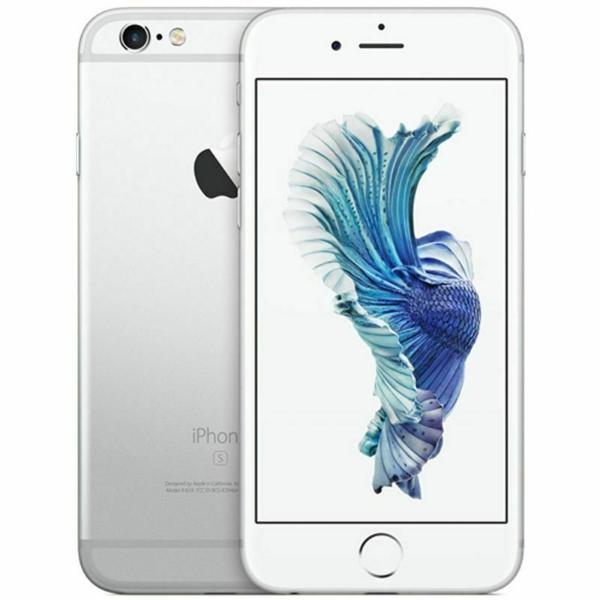 APPLE IPHONE 6S 128GB BLANCO - BUEN ESTADO