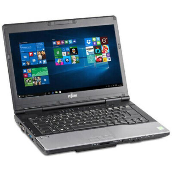 "PORTATIL COMPLETO FUJITSU LIFEBOOK S752 14""  CORE I3- 3110M 4GB 500GB HDD  - VARIOS COLORES"