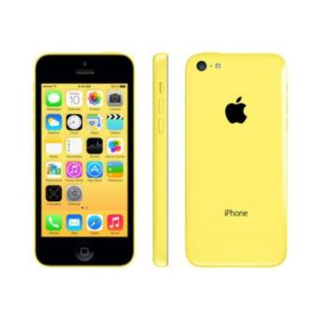 IPHONE 5C 16GB AMARILLO - BUEN ESTADO