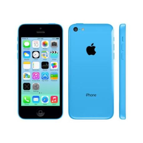 IPHONE 5C 16GB AZUL - BUEN ESTADO