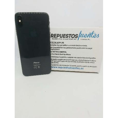 IPHONE XS MAX 64GB NEGRO - MUY BUEN ESTADO
