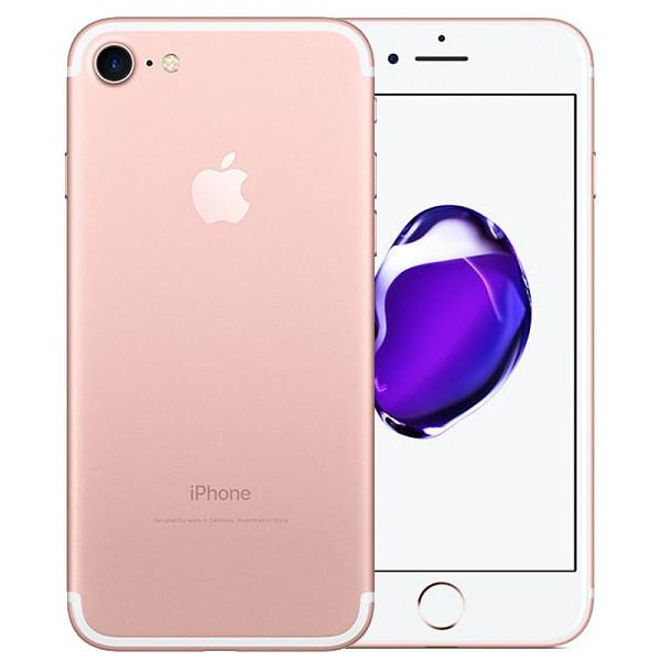 IPHONE 7 128GB BLANCO ROSA - BUEN ESTADO