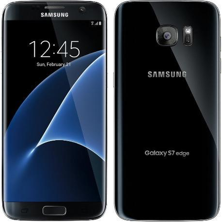 SAMSUNG GALAXY S7 EDGE 32GB  NEGRO - BUEN ESTADO