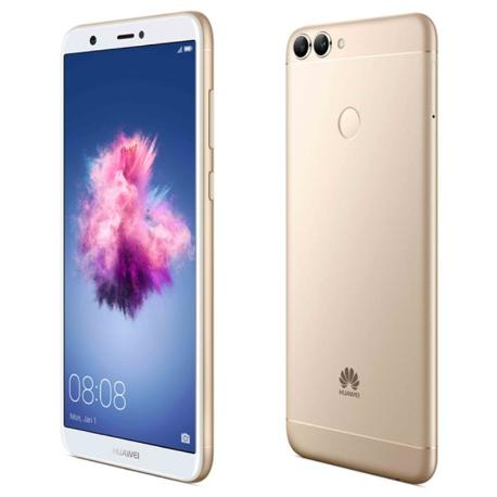 HUAWEI P SMART 32GB DORADO -  BUEN ESTADO