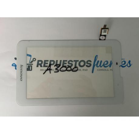 Repuesto Pantalla Tactil Lenovo 7 IdeaTab A3000 Pulgadas - Blanca