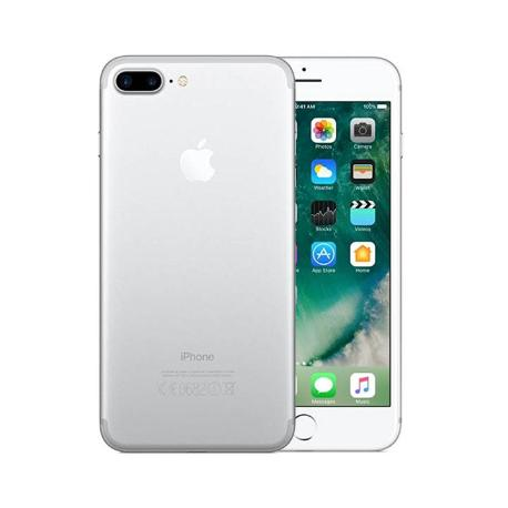 IPHONE 7 PLUS 32GB PLATA - MUY BUEN ESTADO