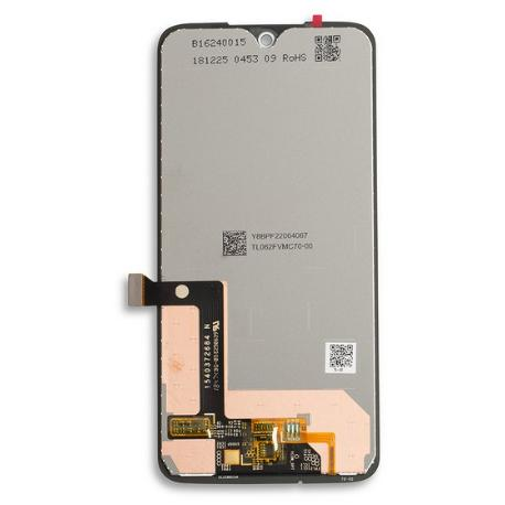 PANTALLA LCD Y TACTIL PARA MOTOROLA MOTO G7, G7 PLUS - NEGRA