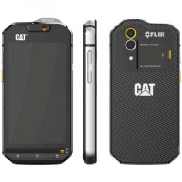 CATERPILLAR CAT S60 DUAL SIM 4G 32GB NEGRO - USADO