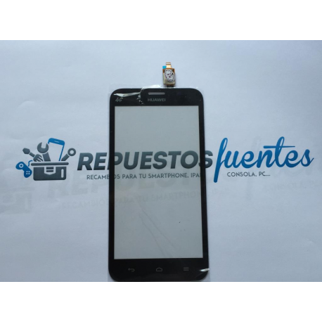 Repuesto Pantalla Tactil Huawei G616, G616-L076 - Negra