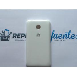 Repuesto Tapa Trasera Carcasa Huawei Ascend Y330 - Blanca