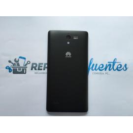 Repuesto Tapa Trasera Carcasa Huawei Ascend G700 - Negra