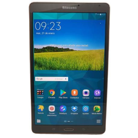 """SAMSUNG GALAXY TAB S 8.4"""" 16GB 3GB 4G SM-T700 BRONCE - BUEN ESTADO"""