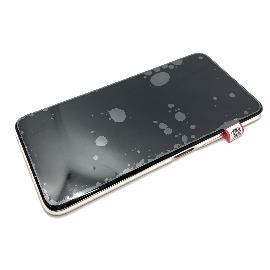 PANTALLA TACTIL Y LCD CON MARCO PLATA PARA HONOR 20 PRO