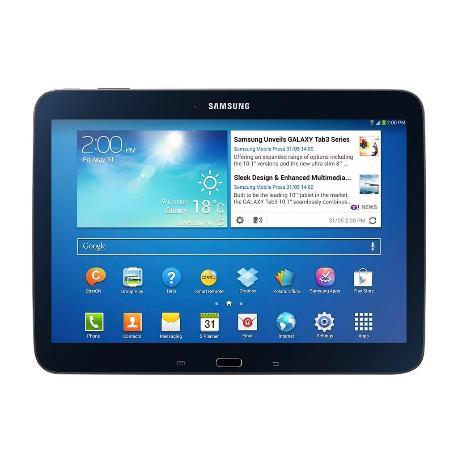 SAMSUNG GALAXY TAB 3 10.1 P5200 4G 16GB NEGRA - BUEN ESTADO