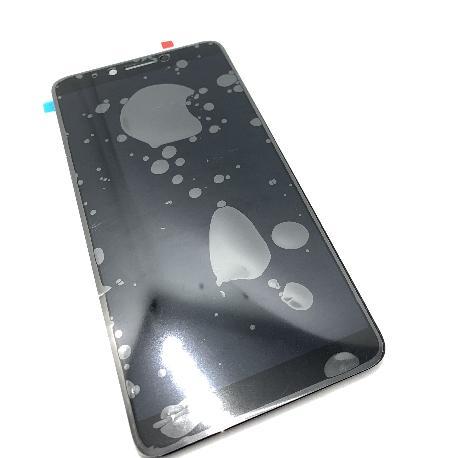 PANTALLA TACTIL Y LCD PARA LENOVO K5, K350T - NEGRA