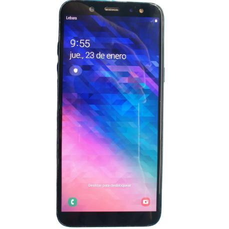 SAMSUNG GALAXY A6 2018 32GB A600 NEGRO - USADO
