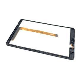 PANTALLA TACTIL Y LCD CON MARCO PARA ALCATEL 3T 8.0 2018 9027 - NEGRO