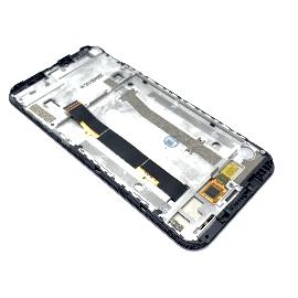PANTALLA TACTIL Y LCD CON MARCO PARA ALCATEL 1S 5024