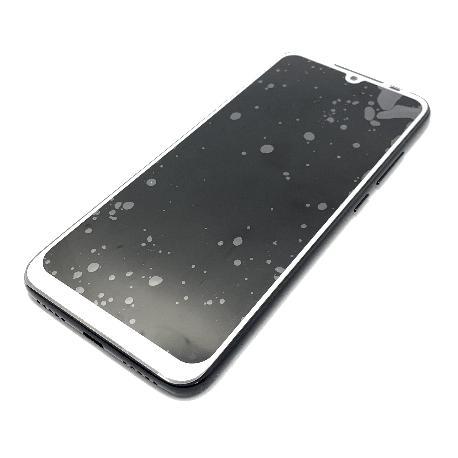 PANTALLA TACTIL Y LCD CON MARCO NEGRO PARA XIAOMI REDMI NOTE 7 - BLANCO
