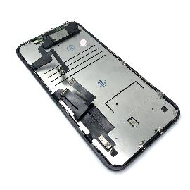 PANTALLA LCD Y TACTIL PARA IPHONE 11 - NEGRO - CON COMPONENTES