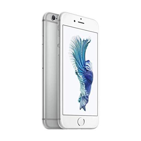 APPLE IPHONE 6S 16GB  BLANCO PLATA - BUEN ESTADO
