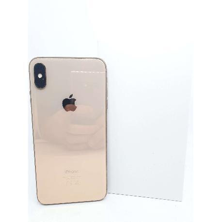 IPHONE XS MAX 64GB DORADO - MUY BUEN ESTADO