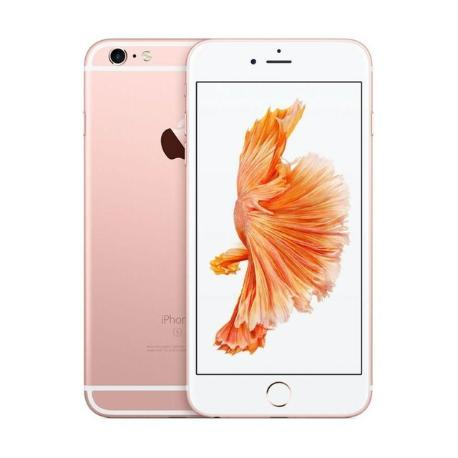 IPHONE 6S PLUS 16GB ROSA - USADO