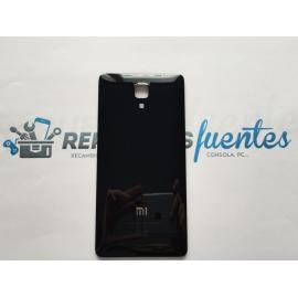 Tapa trasera Carcasa Xiaomi MI4 - Negra