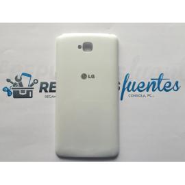 Repuesto Tapa Trasera Carcasa LG G Pro Lite D680 - Blanca