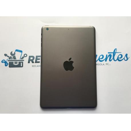 Repuesto Tapa Trasera Carcasa Bateria iPad Mini 2 Recuperada - Negro