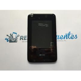 Repuesto Tapa Trasera Carcasa Bateria Samsung Tab 3 8.0 T310 - Negra