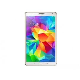 """SAMSUNG GALAXY TAB  S 8.4"""" 16GB 4G SM - T705 BLANCA - MUY BUEN ESTADO"""