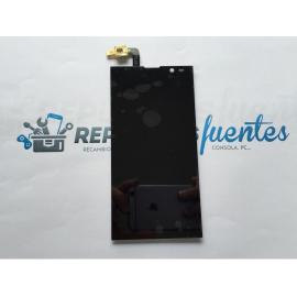 Repuesto Pantalla Tactil + LCD Woxter Zielo S11, Inew V3 - Negra