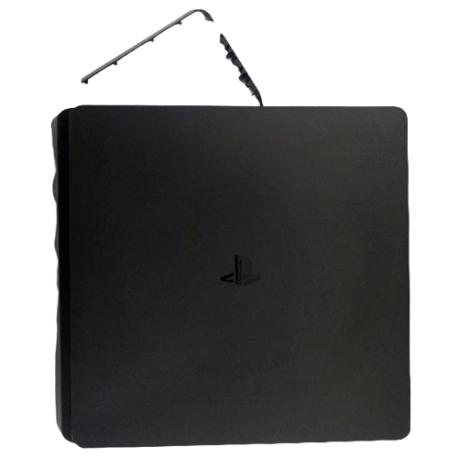 CARCASA COMPLETA PARA PLAYSTATION 4 SLIM, PS4 SLIM - NEGRA -