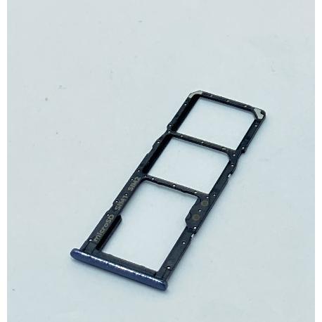 BANDEJA SIM DUAL Y SD PARA SAMSUNG SM-A515 GALAXY A51 - NEGRA