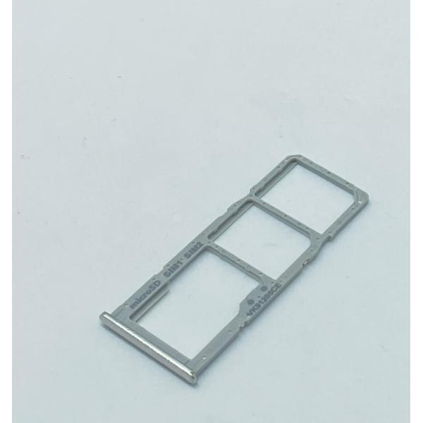BANDEJA SIM DUAL Y SD PARA SAMSUNG SM-A515 GALAXY A51 - BLANCA