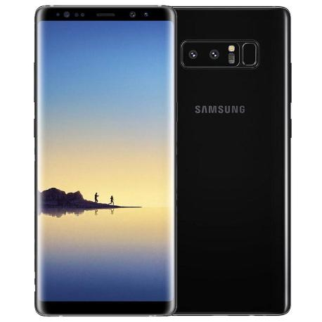 SAMSUNG GALAXY NOTE 8 64GB NEGRO - USADO