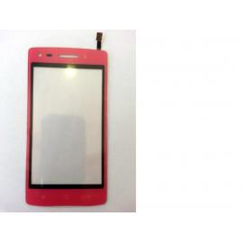 Repuesto Pantalla Tactil Oppo U701 - Rosa