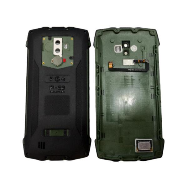 CARCASA TAPA TRASERA PARA BLACKVIEW BV6800, BV6800 PRO - VERDE -