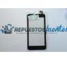 Repuestos Pantalla Tactil Szenio Syreni 61QHDII Airis M60D, Master Phone 6S - Negro