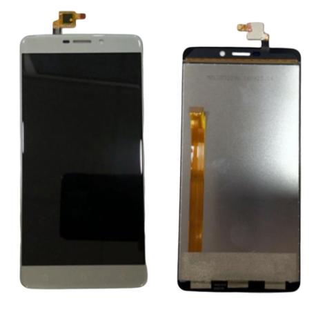 PANTALLA LCD Y TACTIL PARA BLACKVIEW R7 - ORO -