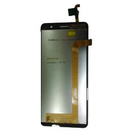 PANTALLA LCD Y TACTIL PARA HOMTOM HT 16 - NEGRA -