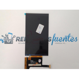 Repuesto Pantalla LCD Woxter Zielo Z-420 HD , Z-800 HD - Recuperada