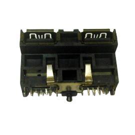 MODULO DE DOBLE PUERTO DE ENTRADA USB PARA PLAYSTATION 4, PS4 -