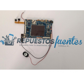 Placa Base Wolder miTab Think - Recuperada