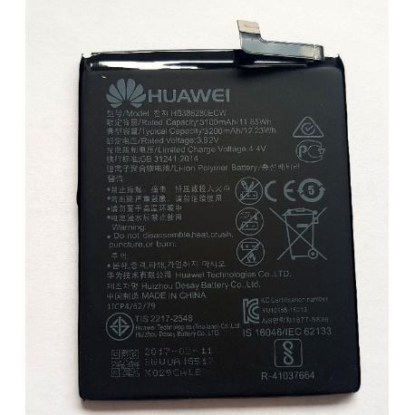 BATERIA HB386280ECW ORIGINAL PARA HUAWEI P10 DE 3020MAH