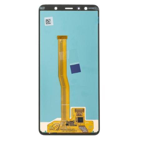 PANTALLA COMPATIBLE OLED PARA SAMSUNG A8 PLUS 2018 A730 - NEGRA